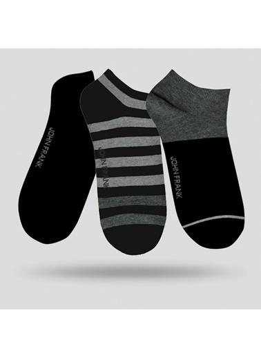 John Frank Çorap Renkli
